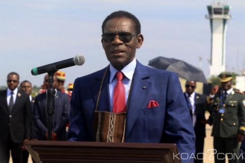 Guinée Equatoriale: «Coup d'Etat» manqué, Obiang fait tomber quatre hauts responsables dont son petit fils