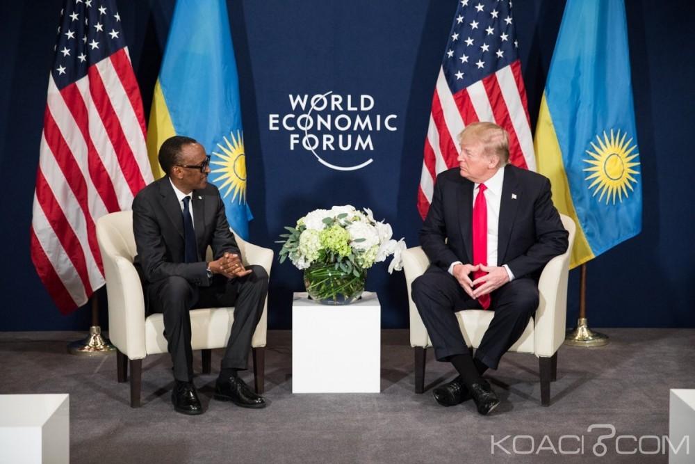 Afrique-USA:  Pays de merde,  Trump présente ses «sentiments chaleureux» à tous les dirigeants du continent