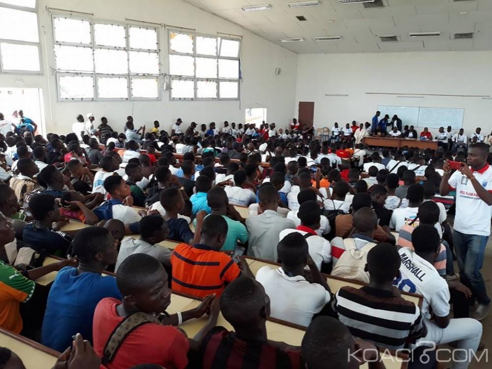 Côte d'Ivoire: Début de l'identification des étudiants à l'université Félix Houphouët Boigny ce lundi