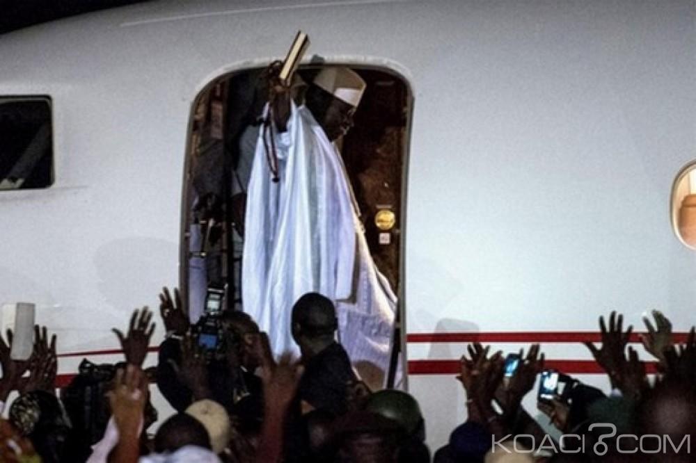 Gambie: Garantie de séjour pour Jammeh en Guinée Equatoriale