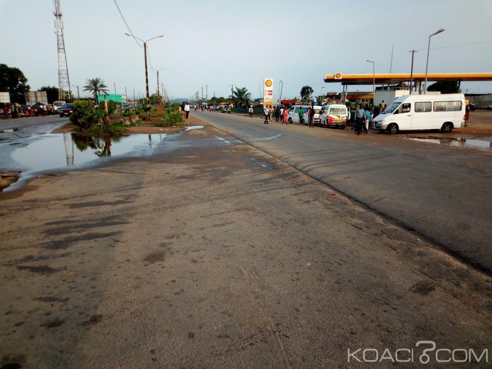 Côte d'Ivoire: Prévention d'accidents sur l'autoroute, des mesures de lutte contre l'anarchie, annoncées