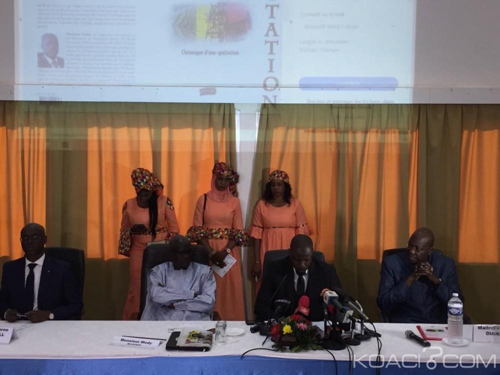 Sénégal: Le brûlot de l'opposant Sonko sur les scandales sur pétrole est finalement sorti dans le pays