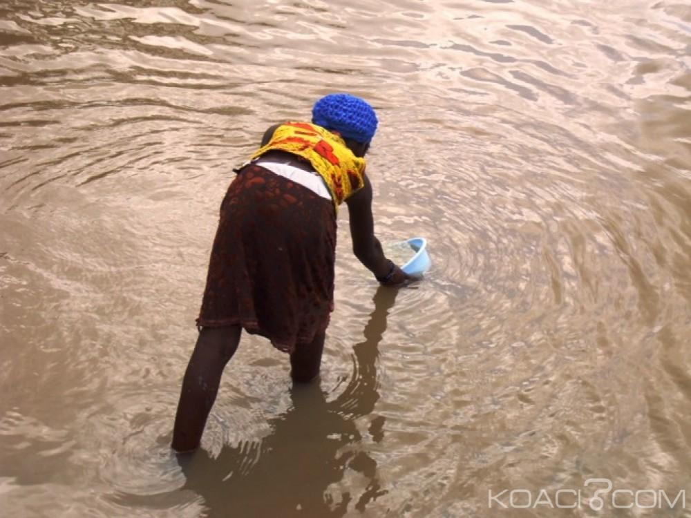 Côte d'Ivoire: Risque de pollution du fleuve N'Zi, les sites d'orpaillage clandestin pointés du doigt