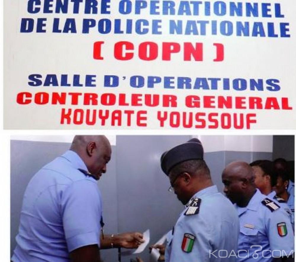 Côte d'Ivoire: Le premier regroupement des fonctionnaires  de police admis aux concours professionnels