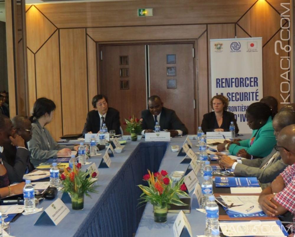 Côte d'Ivoire: Sécurisation des frontières ivoiriennes, l'apport du système MIDAS pour un contrôle en temps réel des données des voyageurs