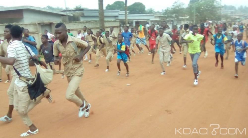 Côte d'Ivoire: Dabou, libération d'un élève accusé de troubles à l'ordre public après protestation de ses camarades