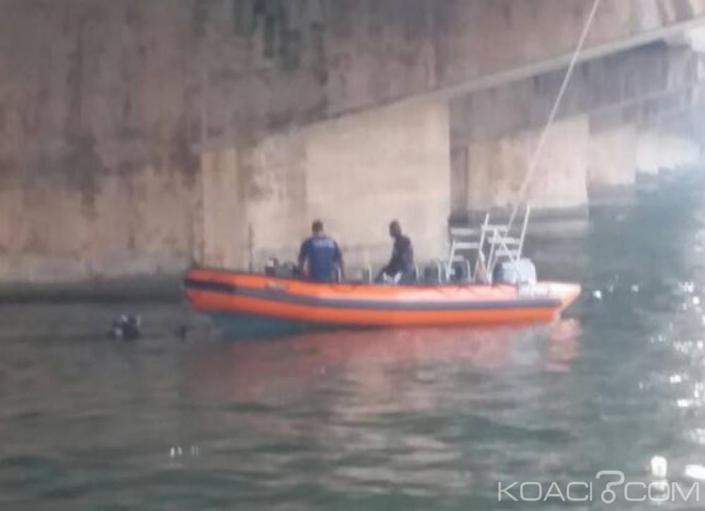 Côte d'Ivoire: Drame à Abidjan, un véhicule chute une nouvelle fois dans la lagune Ebrié