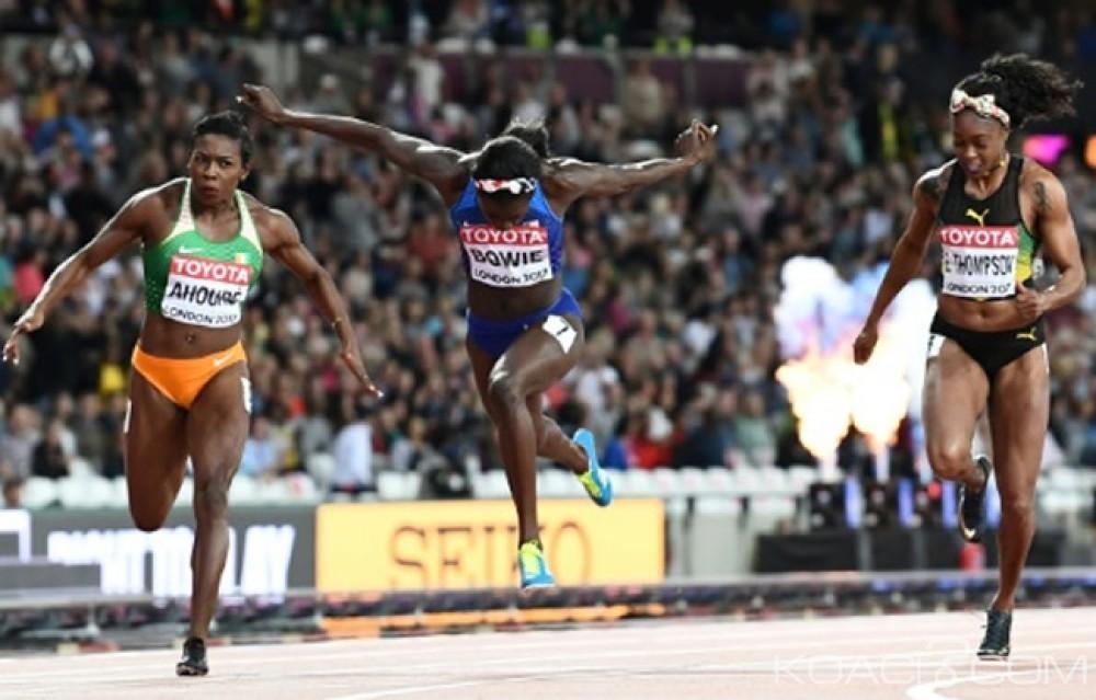 Côte d'Ivoire: Athlétisme, Ahouré signe son retour en remportant un meeting à New York