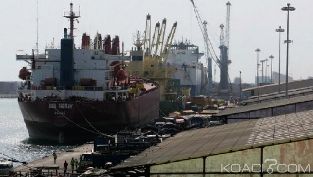 Bénin:  Un pétrolier avec 22 membres d'équipage porté disparu dans le Golfe