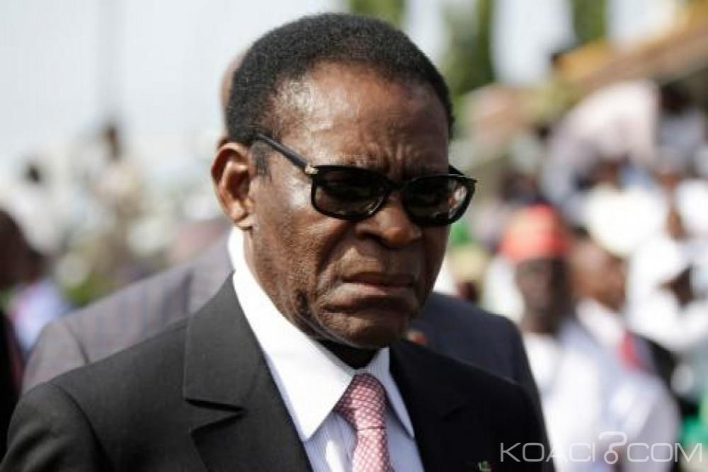 Guinée Equatoriale:  Le Président Obiang dissout son gouvernement