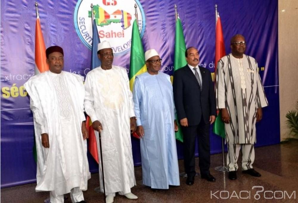 Burkina Faso: Le président Kaboré à Niamey pour les Sommets du G5 Sahel et du CILSS