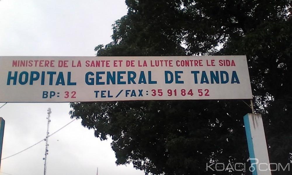 Côte d'Ivoire: L'hôpital  général de Tanda reçoit la visite des malfrats, l'argent emporté