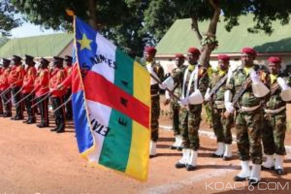 Centrafrique: 101 ex-rebelles regagnent les rangs de l'armée nationale
