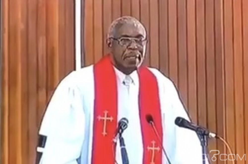 RDC : Porté disparu , le pasteur qui a critiqué Kabila se serait exilé aux Etats unis