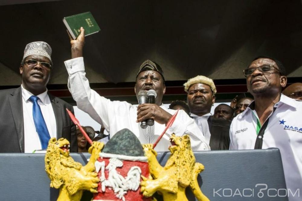 Kenya:  Bloquée après l'investiture de Raila Odinga,  la  chaîne Citizen TV de nouveau à  l'antenne