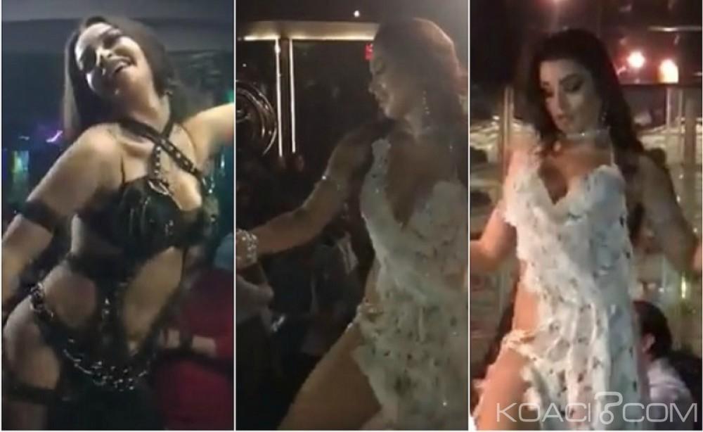 Egypte: Une danseuse orientale russe arrêtée pour sa robe jugée «légère»