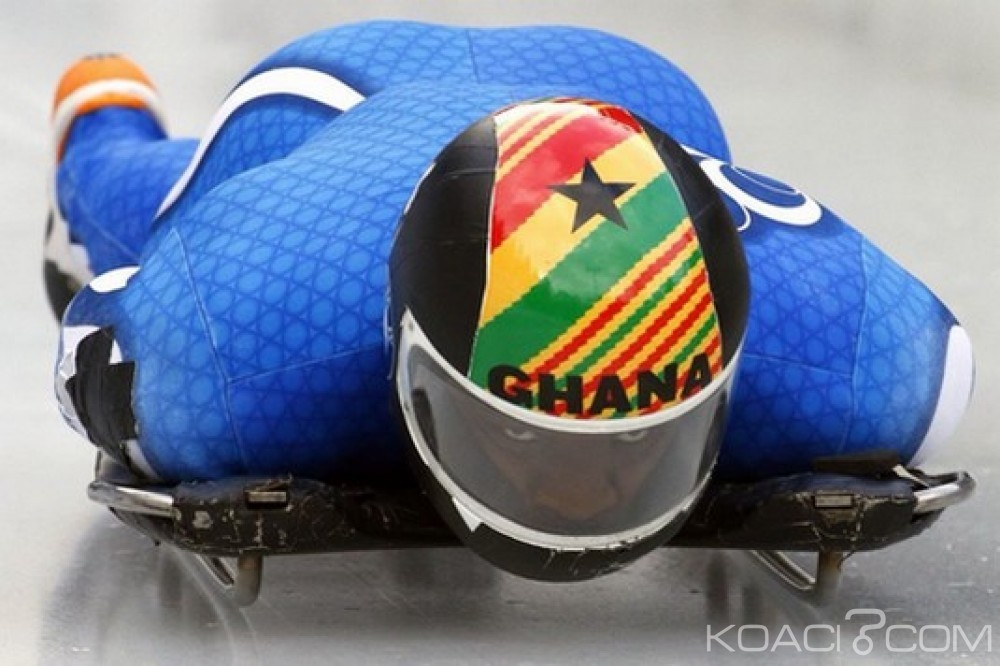Ghana: Skeleton aux JO PyeongChang 2018, Akwasi Frimpong vise le podium