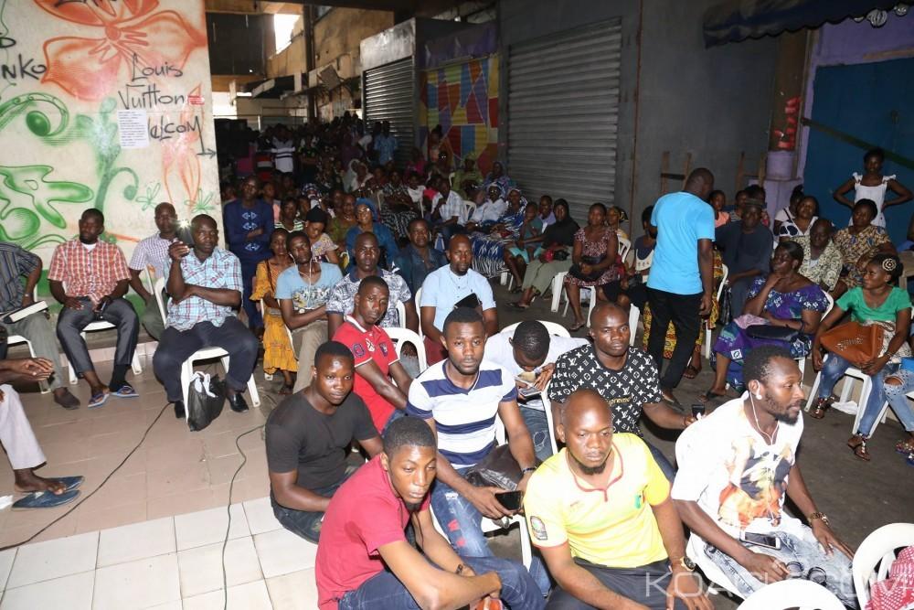 Côte d'Ivoire: Adjamé, affaire Forum des marchés, les responsables de la SICG donnent leur part de vérité