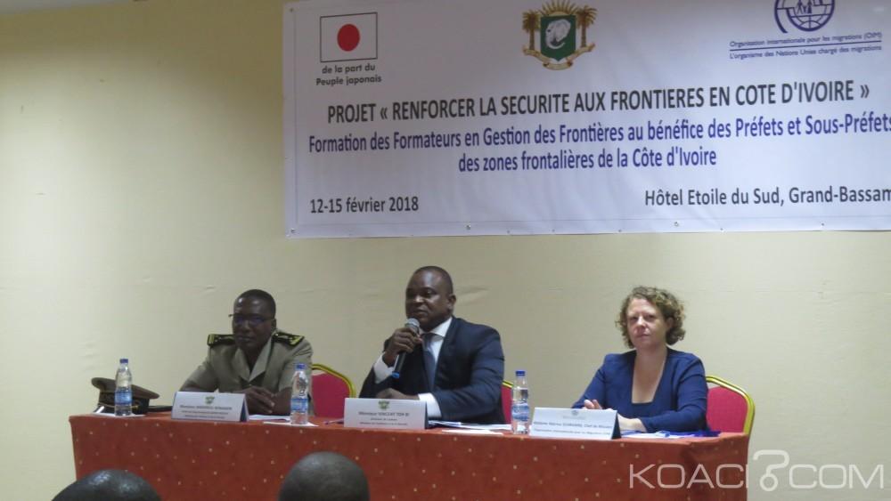 Côte d'Ivoire: Victime de terrorisme, Grand-Bassam choisi pour la formation des préfets et sous-préfets aux techniques sécuritaires aux frontières