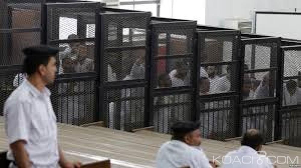 Egypte:  33  condamnations  dont 17 à perpétuité  pour des violences meurtrières en 2014