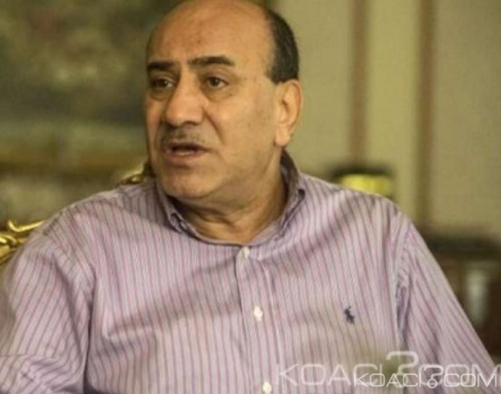 Egypte: Le conseiller d'un ex-prétendant à la présidentielle arrêté à son domicile