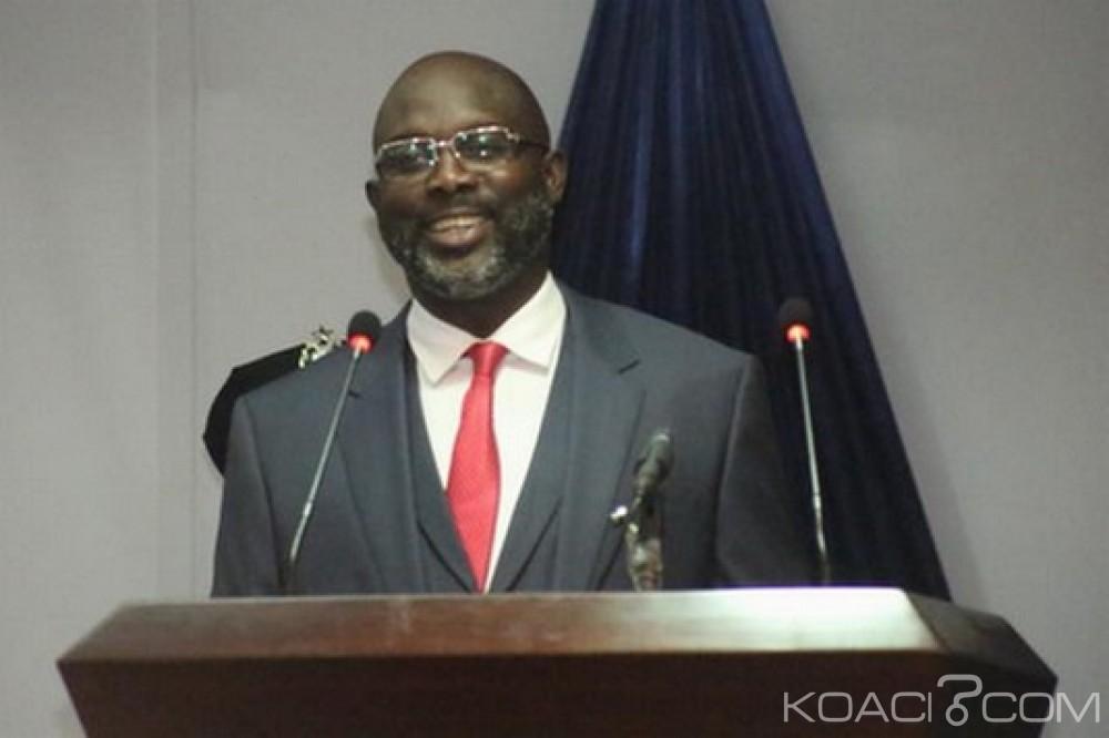 Liberia: Désapprobation de la baisse de salaire de Weah