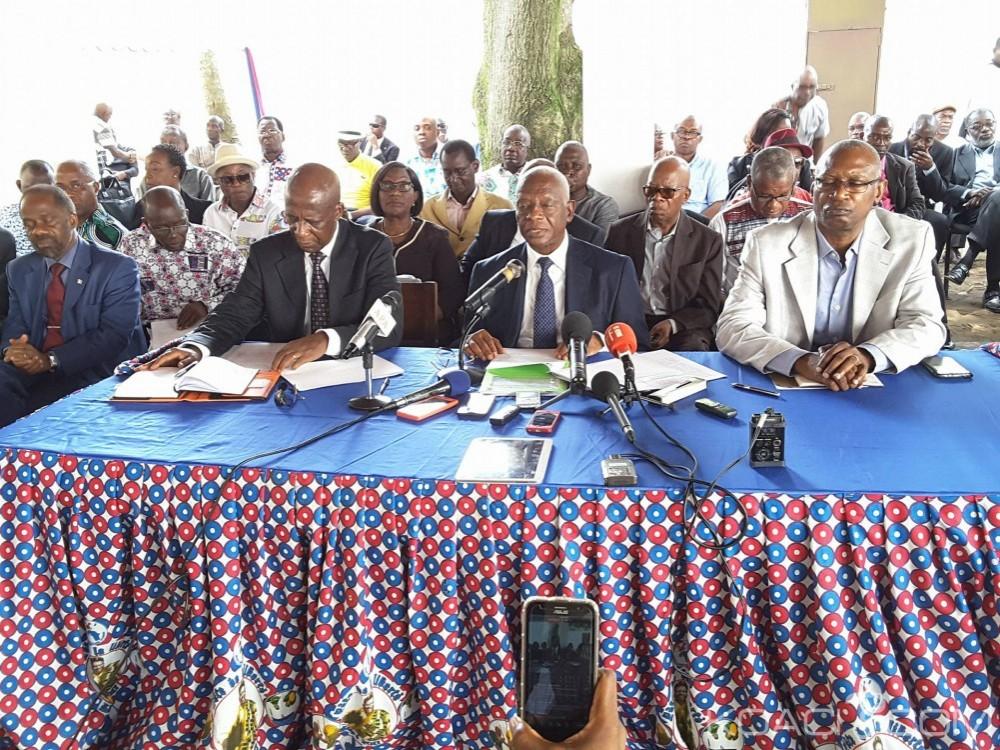 Côte d'Ivoire:  FPI, Sangaré invite le pouvoir à l'organisation d'élections libres, justes, inclusives, transparentes et sur des bases consensuelles