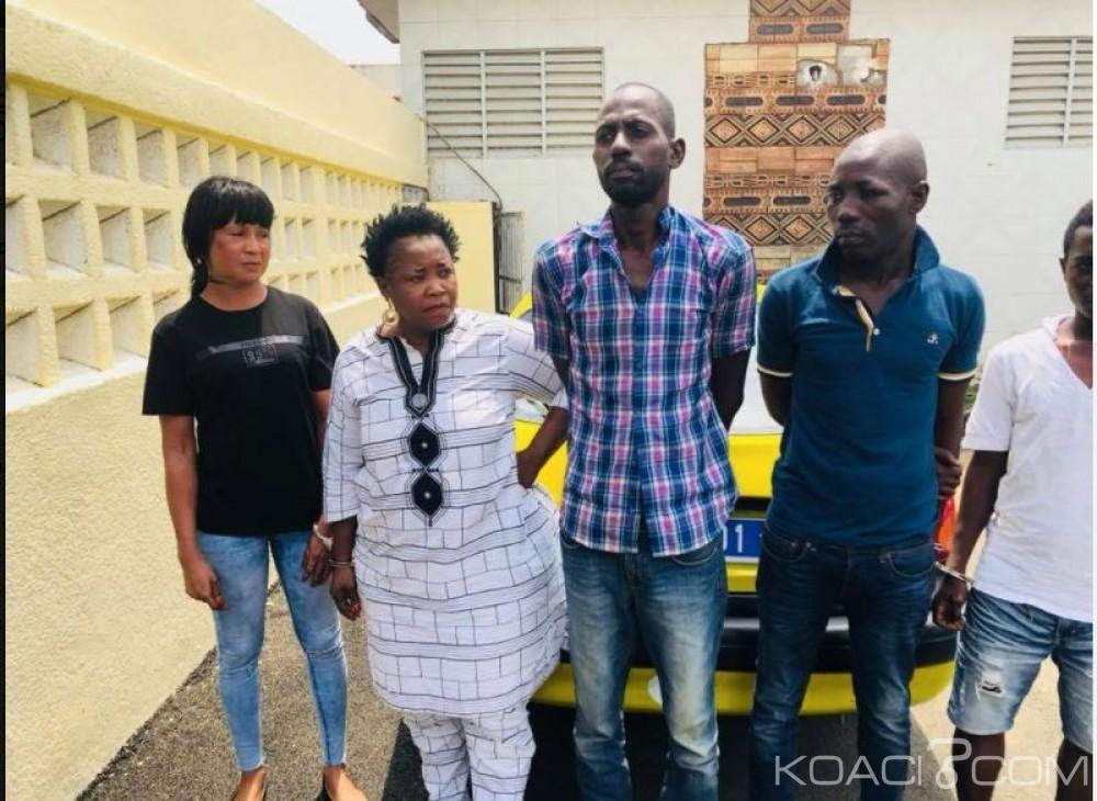 Côte d'Ivoire: Un gang qui sévissait dans les taxis communaux de Cocody démantelé