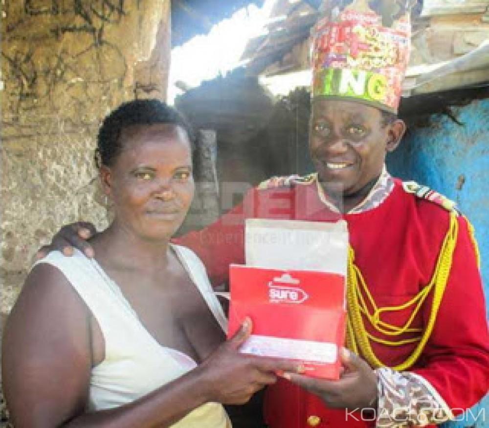 Kenya:  Pour ses 23 ans de carrière, une prostituée de 40 ans reçoit un terrain en cadeau