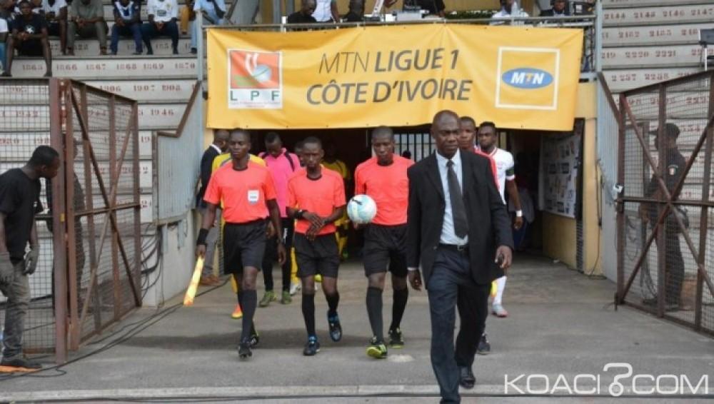 Côte d'Ivoire : 14ème journée de la MTN Ligue 1, ASI d'Abengourou-Sporting Gagnoa et deux autres affiches au menu