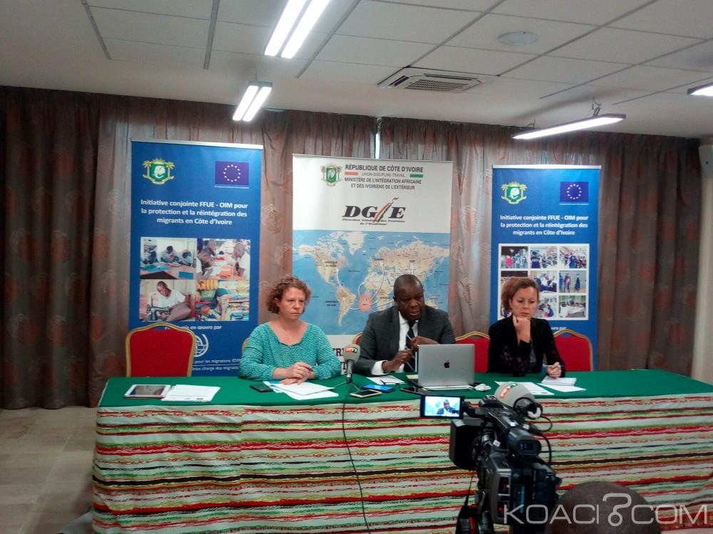 Côte d'Ivoire: Migration irrégulière, 1566 ivoiriens dont 153 mineurs assistés dans le cadre du projet retour volontaire
