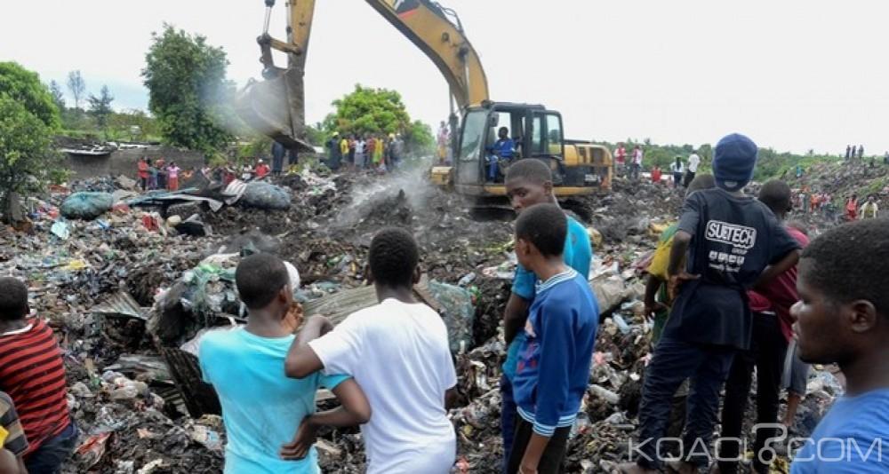 Mozambique: 17 personnes tuées dans leur sommeil dans l' éboulement d'une décharge