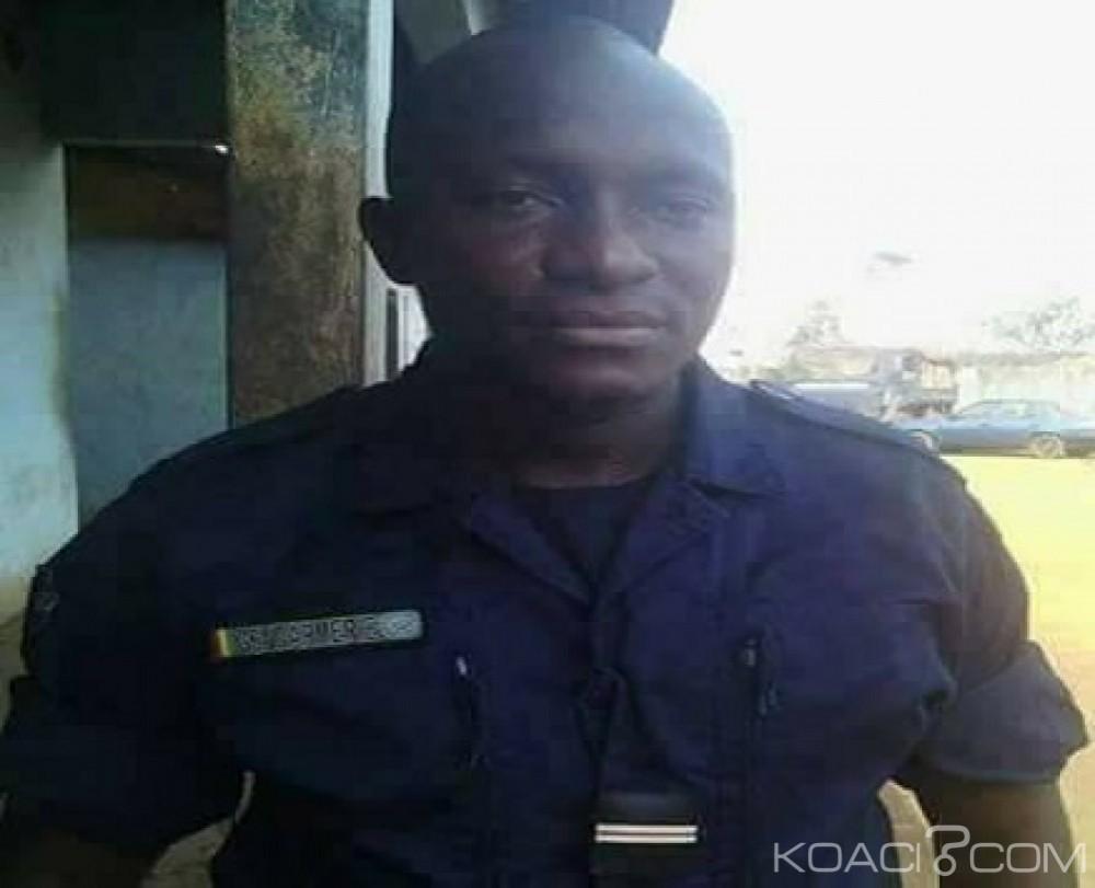 Guinée: Un gendarme tué par un projectile lors d'une manifestation à Koloma