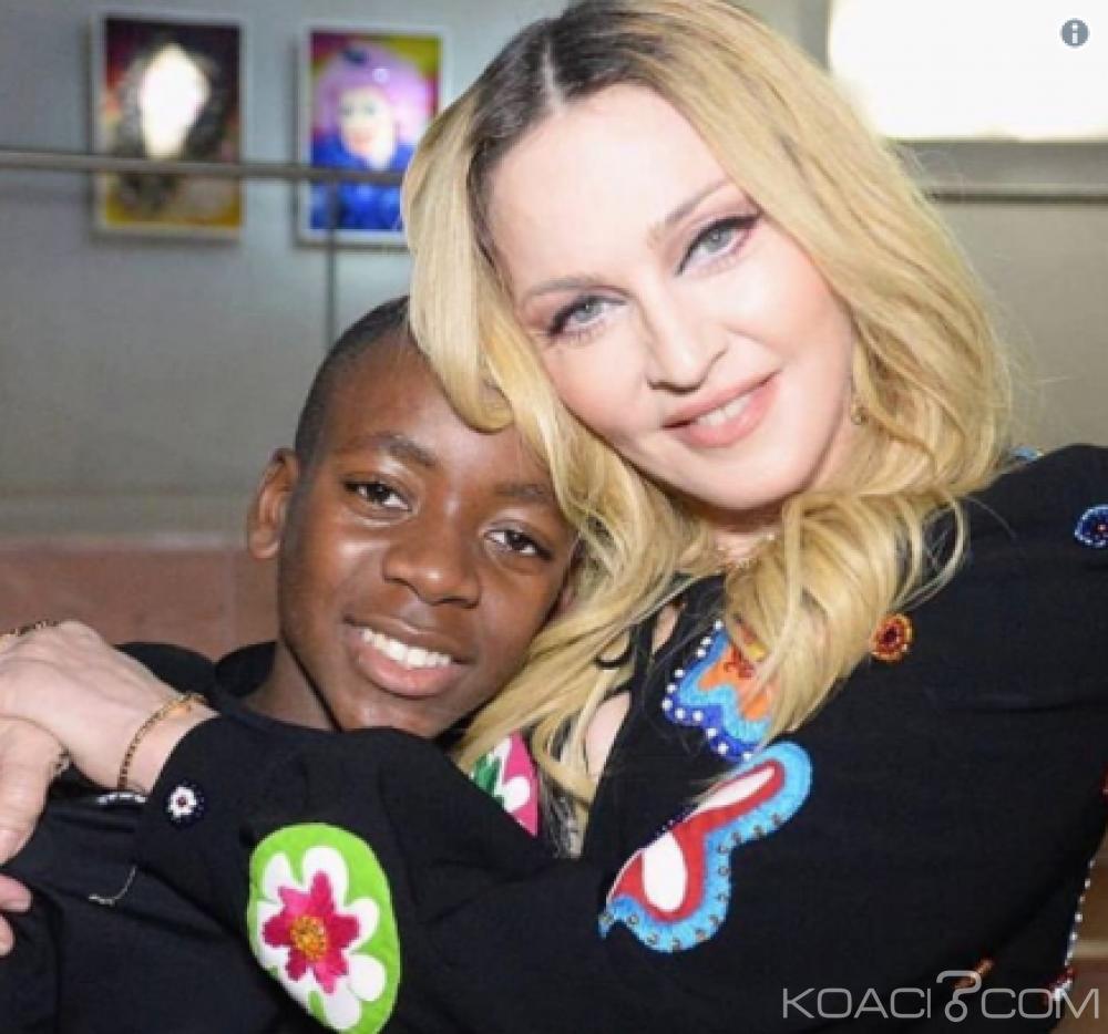 Malawi: «Mon fils sera le futur président» affirme Madonna dans un tweet