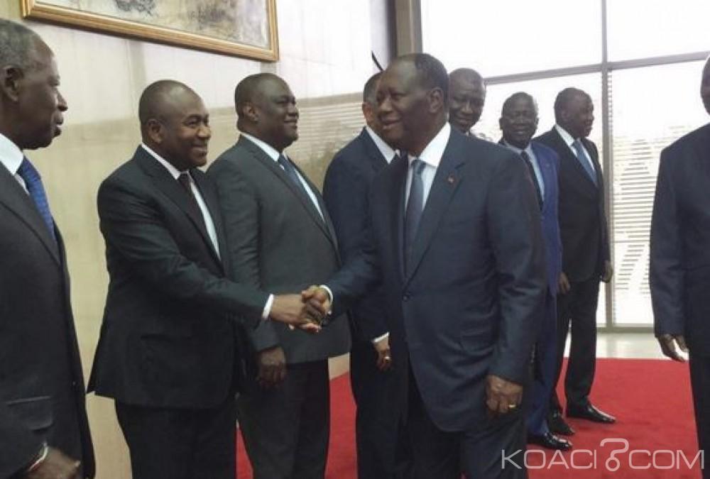 Côte d'Ivoire - Cedeao: Ouattara à Accra pour accélérer le processus de création de la monnaie unique en 2020