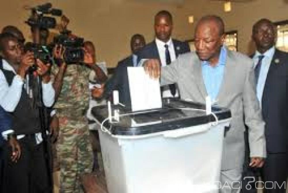 Guinée:  Le parti  d'Alpha Condé remporte les locales, l'UFDG domine à Conakry