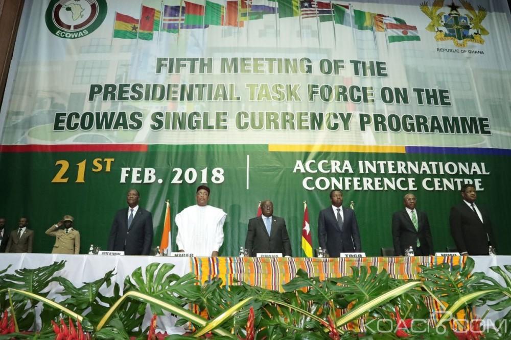 Côte d'Ivoire:  Monnaie unique de la CEDEAO, deux pays de la zone encore hésitants