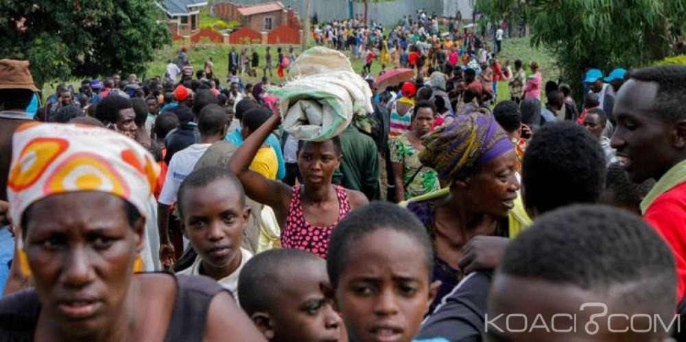 Rwanda: Cinq réfugiés congolais abattus par la police  dans  le camp de Kiziba