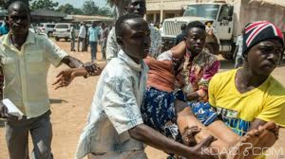 Centrafrique:  Echange de tirs entre groupes armés au PK5, 3 morts et 7 blessés