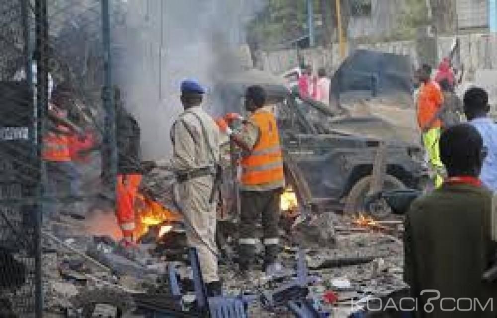 Somalie: Une double attaque à la voiture piégée fait 18 morts près du palais présidentiel