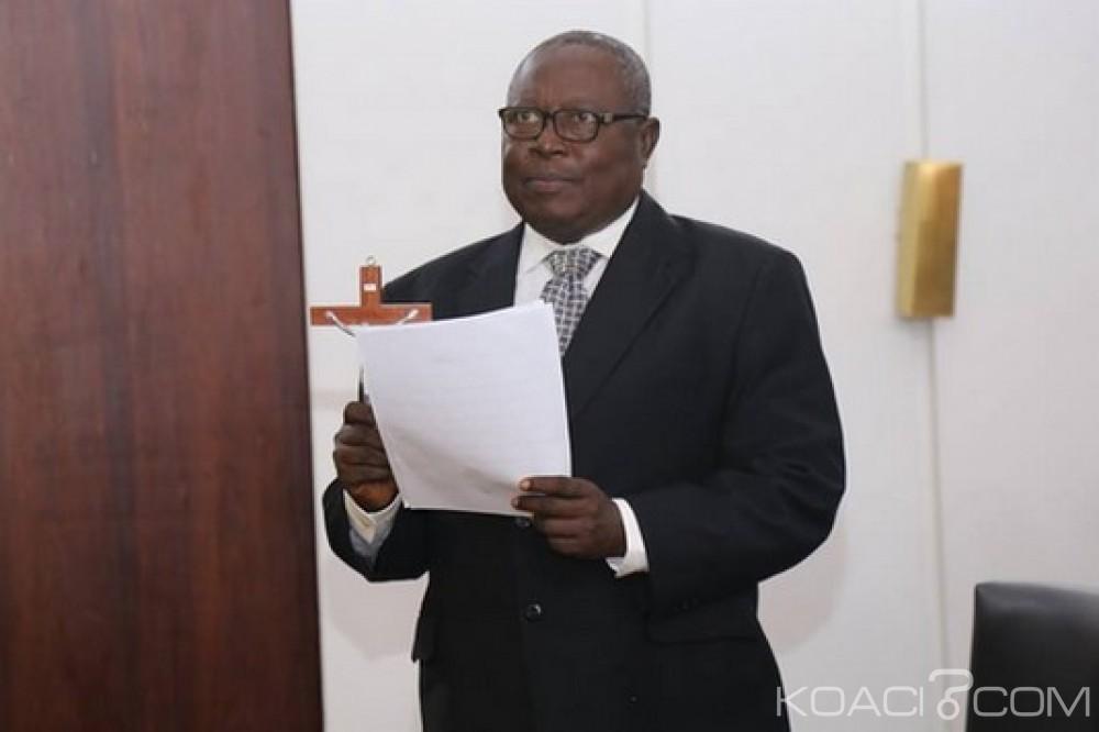 Ghana: Prise de fonction de Martin Amidu, le premier Procureur spécial