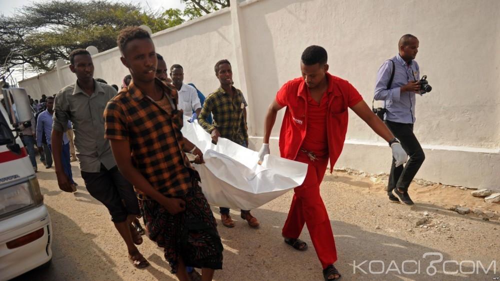 Somalie: Double attentat à Mogadiscio, le bilan monte à  38 morts