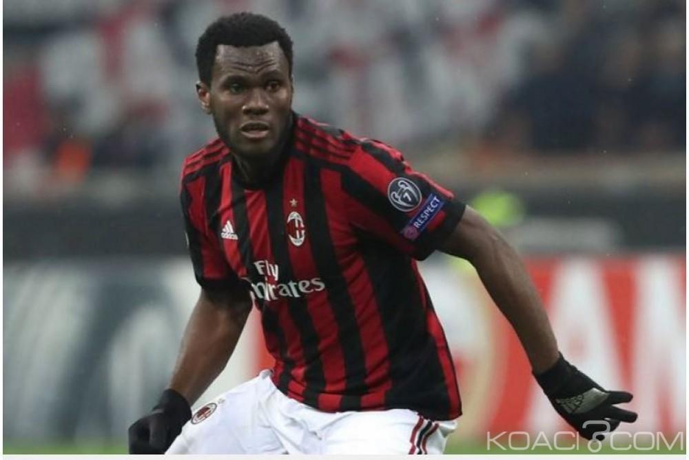 Côte d'Ivoire: L'éléphant  Franck Kessié du Milan AC rêve de jouer à Manchester United