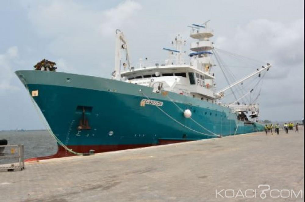 Côte d'Ivoire: Levée des restrictions de sûreté sur les navires partant des installations portuaire d'Abidjan pour les États-Unis