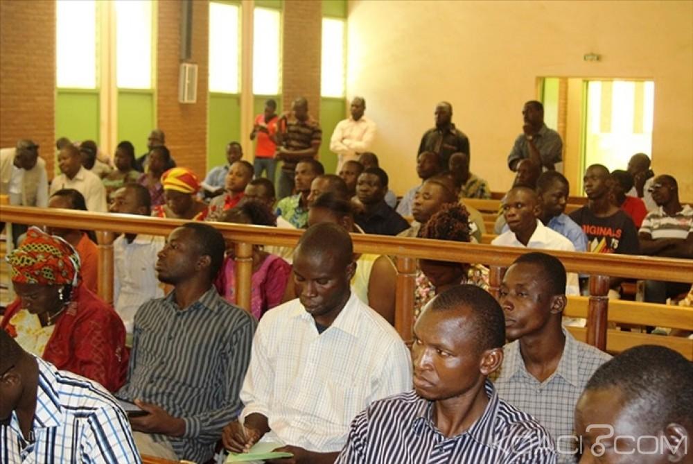 Burkina Faso: Le procès du putsch manqué de 2015 ouvert puis renvoyé sine die