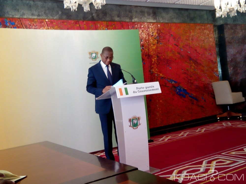 Côte d'Ivoire: La liste complète des nominations du conseil des ministres du 28 février