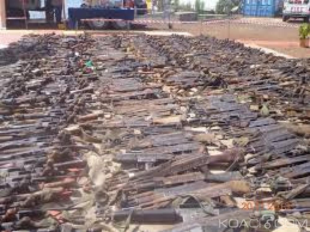 Centrafrique: Munitions et drogue dans un camion à Ippy, des chauffeurs condamnés et leur entreprise blanchie