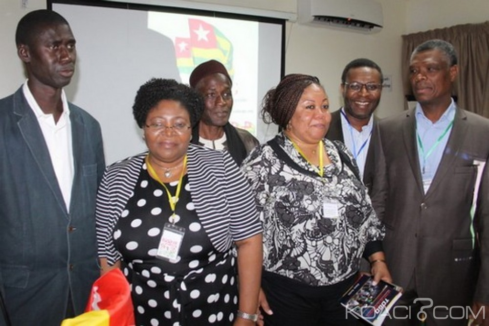 Togo:  Assises de la diaspora au Sénégal pour l'alternance et la démocratie