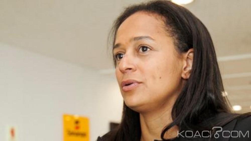 Angola: Pointée du doigt , Isabel Dos Santos dément en bloc les accusations de détournement de fonds à la Sonangol