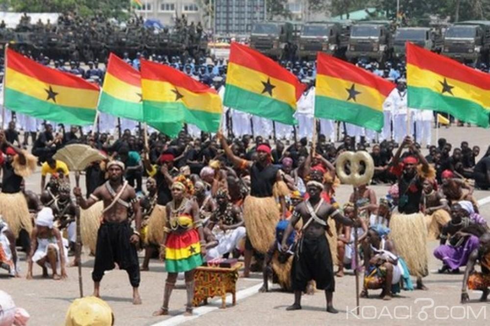 Ghana: Célébrations des 61 ans de l'indépendance, la vision «Ghana sans aides» réitérée